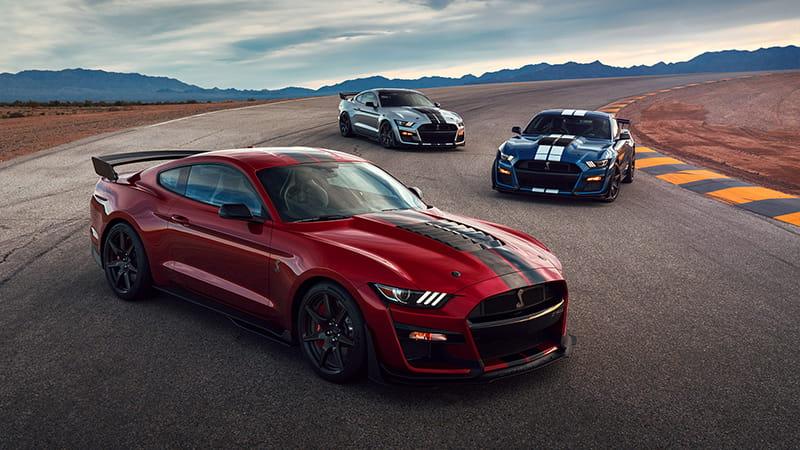 Ford sports car
