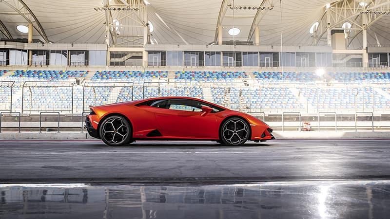 Lamborghini super cars