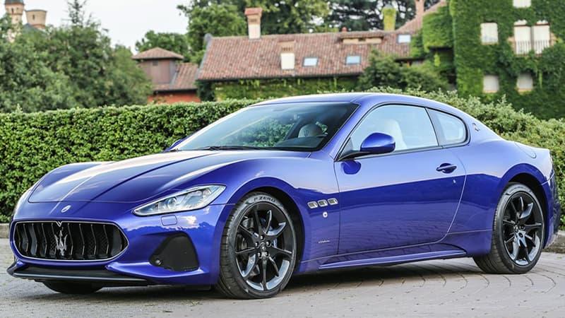 Maserati super cars