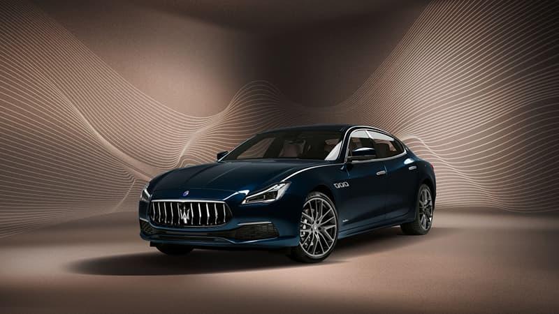Maserati supercars