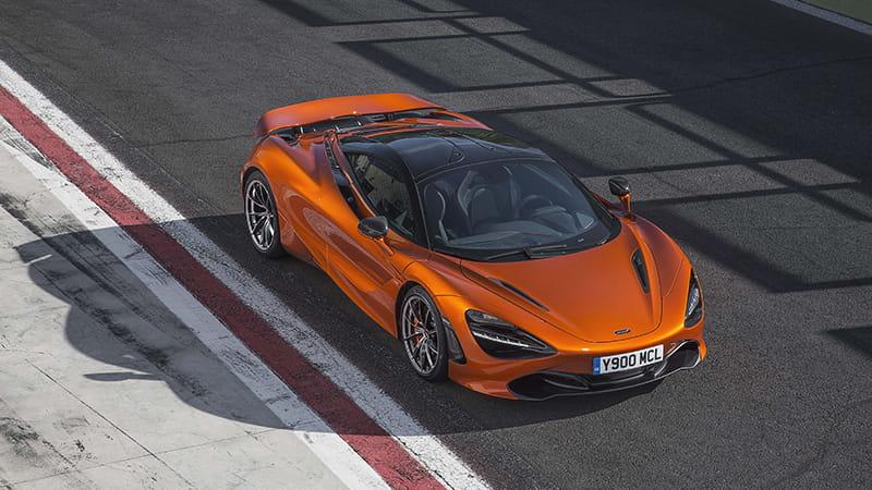 McLaren super cars