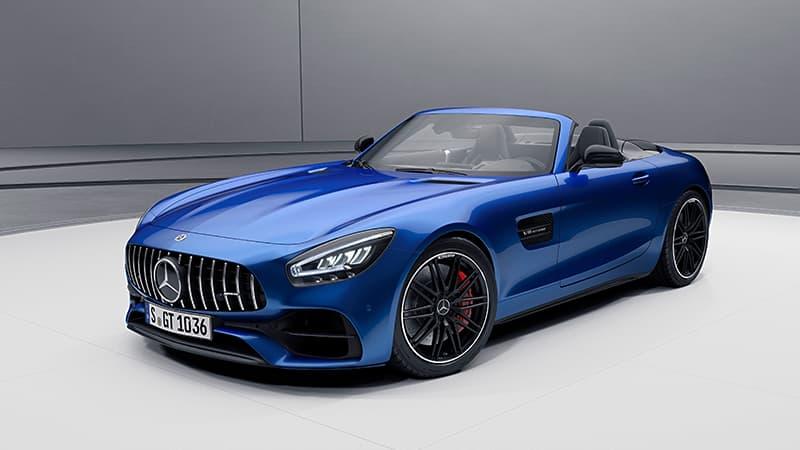 Mercedes super cars