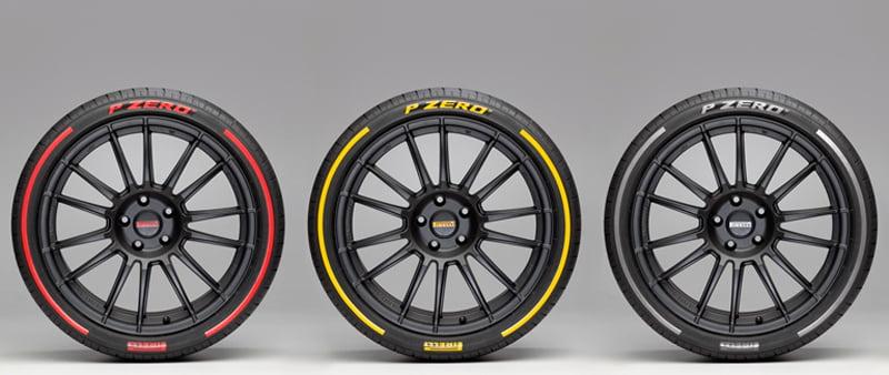 custom tyres